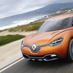 Fotók: a Renault Clióból is városi terepjárót csinálnak