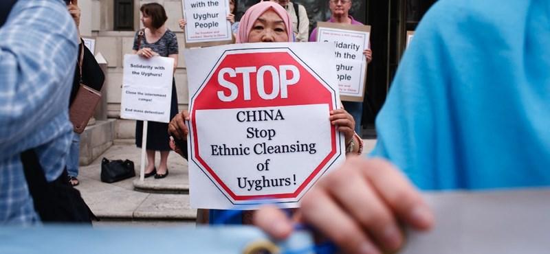 Szakmai továbbképzésnek álcázzák az internálótáborokat Kínában
