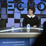 Távozik Mészáros Lőrinc felesége az Echo Tv-től
