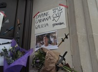 Még mindig rejtély, ki és miért ölette meg az újságírónőt Máltán