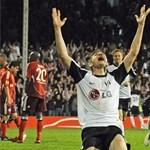Gerát választották a legjobb játékosnak a Fulham szurkolói