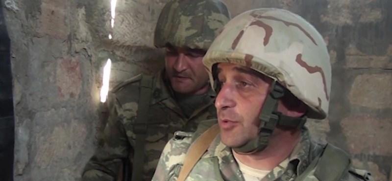 Nehézfegyverzettel és törökökkel zajlik már Karabahban az örmény–azeri háború