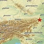 4,3-as Földrengés volt Bécs közelében, Magyarországon is lehetett érezni