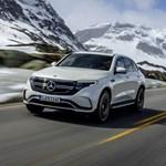 A Mercedes első igazi villanyautója új alapmodellt és AMG Line változatot kapott