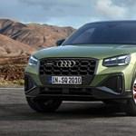300 lóerős kis méregzsák: Magyarországon az új Audi SQ2
