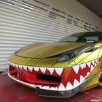 Mi a jó szó erre a japán Ferrari tuningra?