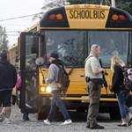 Újabb iskolai lövöldözés: két diák megsérült Marylandben