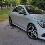 Mercedes-Benz CLA-teszt: újratöltve, felpörgetve