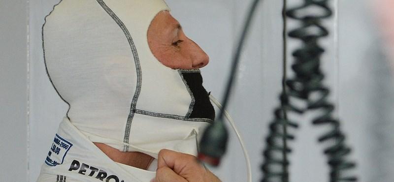 Schumachert még mindig ébresztik, de nem reagál a külvilágra