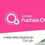 Végre látni valami konkrét fejleményt a Google új operációs rendszeréről