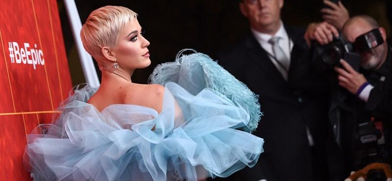 Katy Perry egy tárgyalóteremben akarta előadni a Dark Horse-t, hogy cáfolja a plágium vádját
