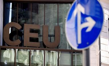 """""""Egyenrangú a világ legjobb egyetemeivel"""" - komoly elismerést kapott a CEU"""
