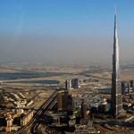 Majdnem tízezer forintba kerül a napfelkelte Dubajban