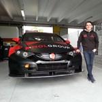 Michelisz Norbi rajtra kész a Honda Civic WTCC-vel
