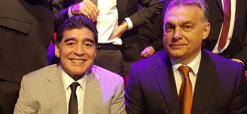 Másodosztályú csapatnál lett edző Maradona
