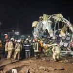 Három halottja van a török repülőgép balesetének
