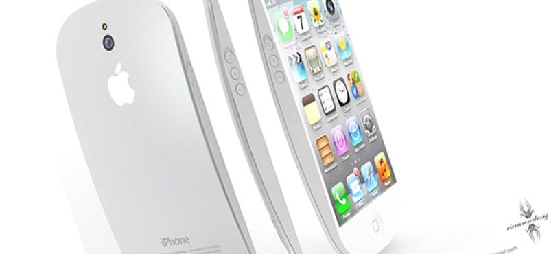 Új érintőképernyőt kap az iPhone 5