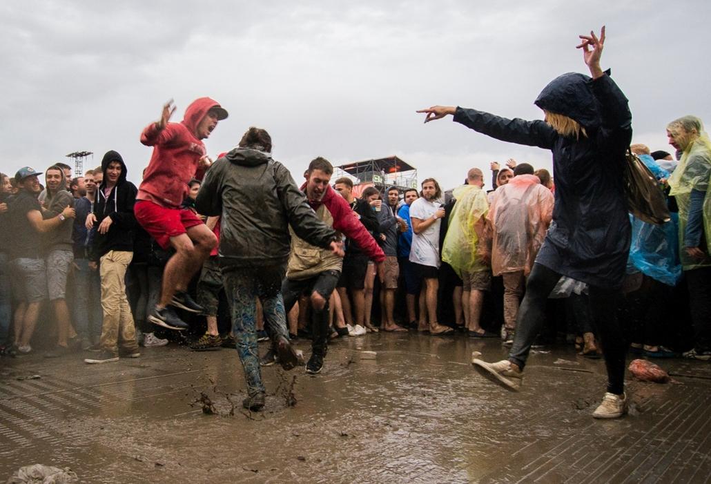 ae_! - 16.08.10. - Sziget fesztivál, sár, eső
