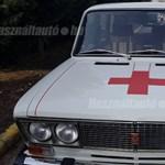 Egy 1600-as orvosi Ladára vágyik? 3,5 millióért van most egy budapesti példány