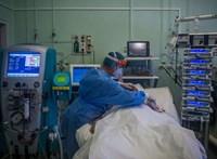 Koronavírus: 199 beteg meghalt, 1645 új fertőzöttet találtak