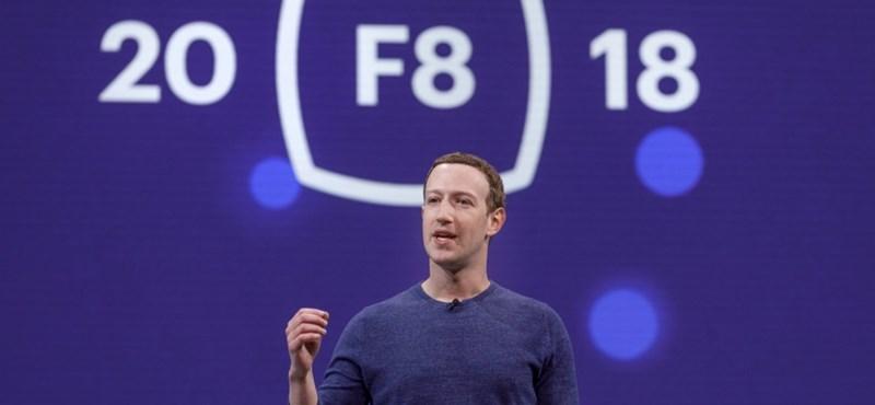 A Facebook a koronavírusra hivatkozva nem tartja meg idei fejlesztői konferenciáját