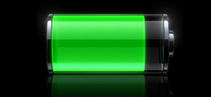 Jó hír: sokkal tovább bírhatja majd az új iPhone akkuja