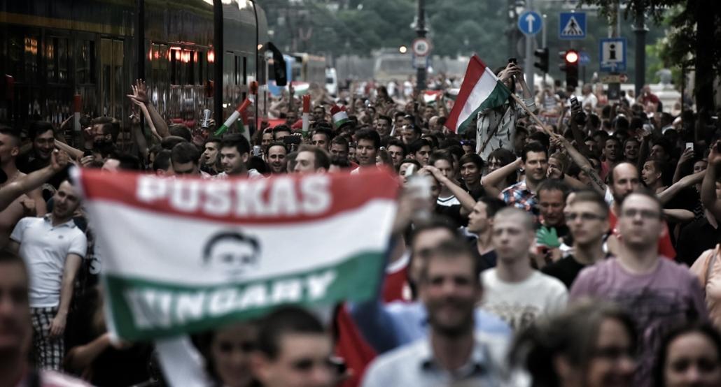 faz.16.06.14. - magyar szurkolók a meccs után