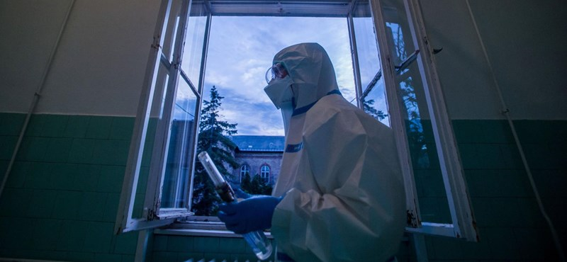 Koronavírus: 103-an meghaltak, 4140 új fertőzött van