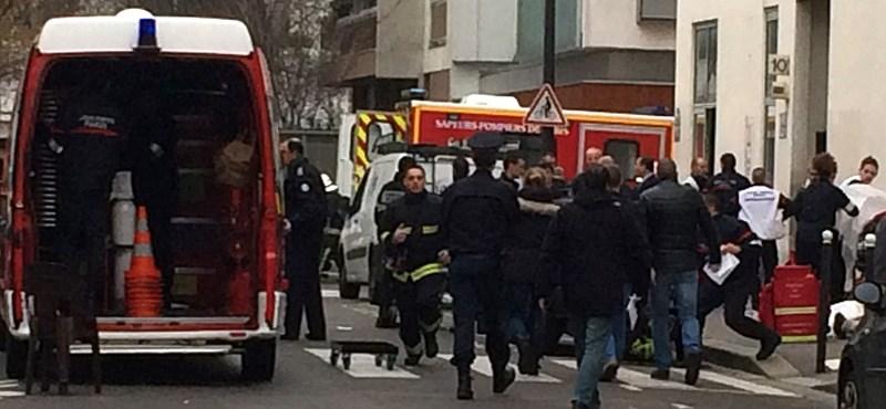 12 embert lőttek agyon egy francia vicclap szerkesztőségében