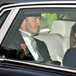 Spórolnak Beckhamék, eladják európai kastélyaikat