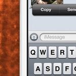 iOS 5 tipp: iMessage helyett SMS, azonnal