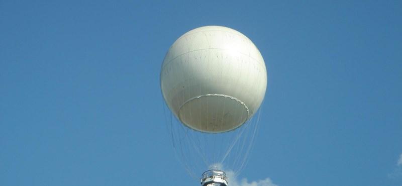 Ballont küldenek holnap az űrbe Magyarországról