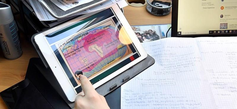 Már egy hete online is tarthatnának órákat a krónikus beteg tanárok