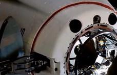 Történelmi siker: sikeresen dokkolt a Crew Dragon a Nemzetközi Űrállomáshoz