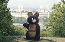 Misa mackó, az első igazi olimpiai kabalafigura