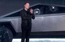 Nagyot égett Elon Musk, szanaszét tört a törhetetlennek mondott üvege