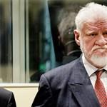 Nem tudják, hogyan juthatott méreghez a boszniai horvát háborús bűnös