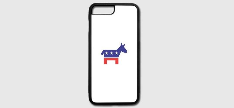 """""""Ez nem hitvita"""" – leváltják az Androidot iPhone-ra az amerikai demokraták"""