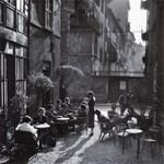 Városi hangulatok 4. - Kávéházi idill Milánóban