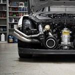 Brutális lehet a 2500 lóerős Nissan GT-R