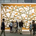 Függőágy, fagylalt, koktélbár / Art Basel 2015