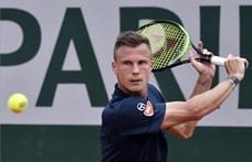 Fucsovics edzőt váltott, magyar párossal folytatja