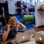 A nők kevésbé bírják a munkahelyi versenyt