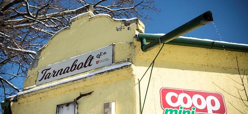 Bezárt a faluban a bolt, az önkormányzatnál lehet felíratni a kenyeret