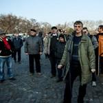 A március 15-i tüntetés, amit nem is tiltottak be, de nem is vettek tudomásul