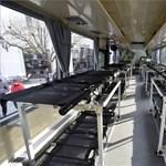 Speciális buszokat gyárt a katonaságnak az Ikarus