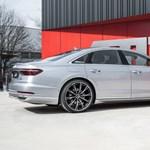 Dízelstop helyett gázolaj túladagolás: ilyen lett a 330 lóerős új Audi A8 TDI