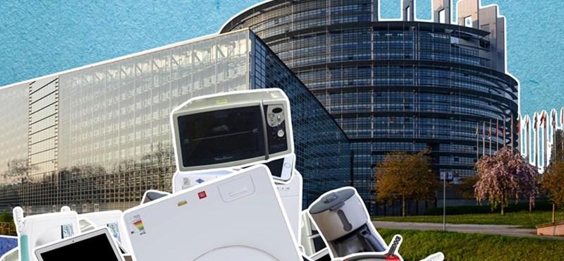 Elege lett az EU-nak: fel kell lépni a gyártók által beépített hibák ellen