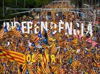 Katalán vezetőket küldenek börtönbe Spanyolországban