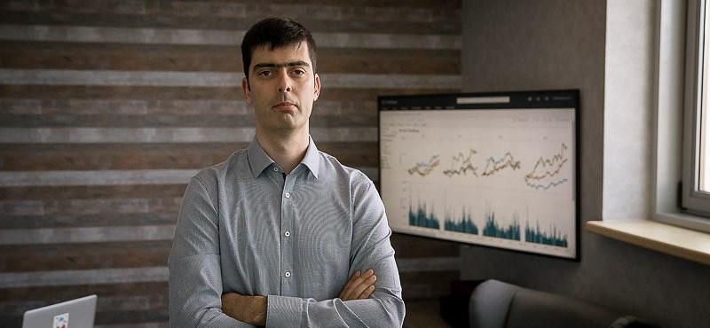 Az USA nagyvállalatai egy Váci úti adatmágusnál állnak sorban